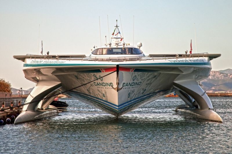 image: Solar Powered Boat by herbert-nitsch