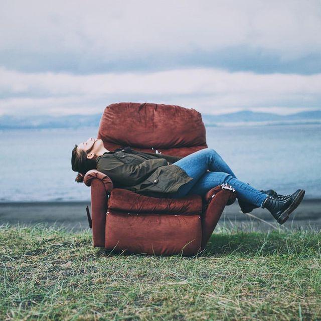 image: Sofa bed by claritacao