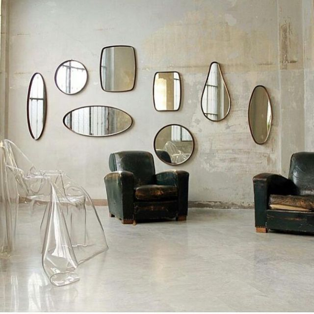 image: Mirrors via @stylemefresh by bertabernad_home