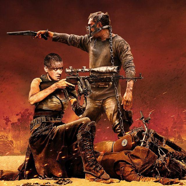 video: Mad Max: Fury Road Supercut by boton