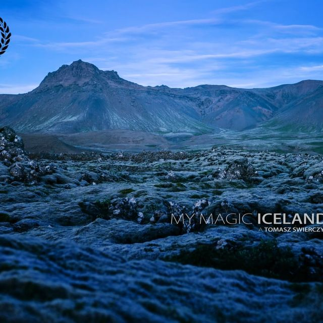 video: My magic Iceland | Timelapse by mave