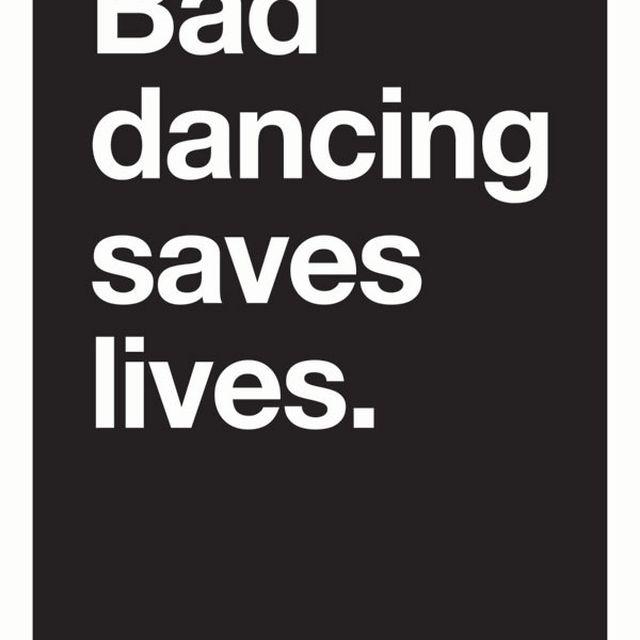 image: Bad dancers save lives by mariash
