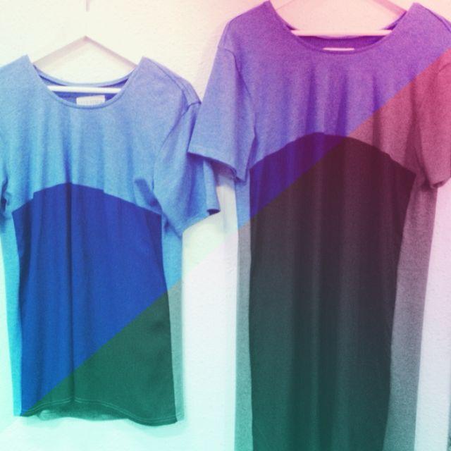 image: T-shirt vs t-dress by juanmabyelcuco