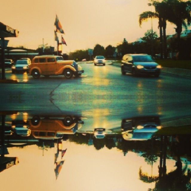 image: Time and cars. by albagaru