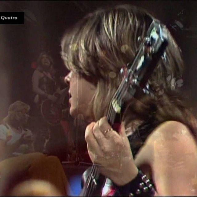video: Suzi Quatro - Can The Can (1973) by rairobledo