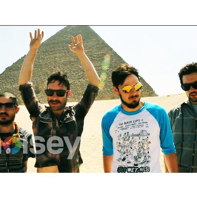 video: Black Lips Tour the Middle East - Noisey Specials by i-blame-coco