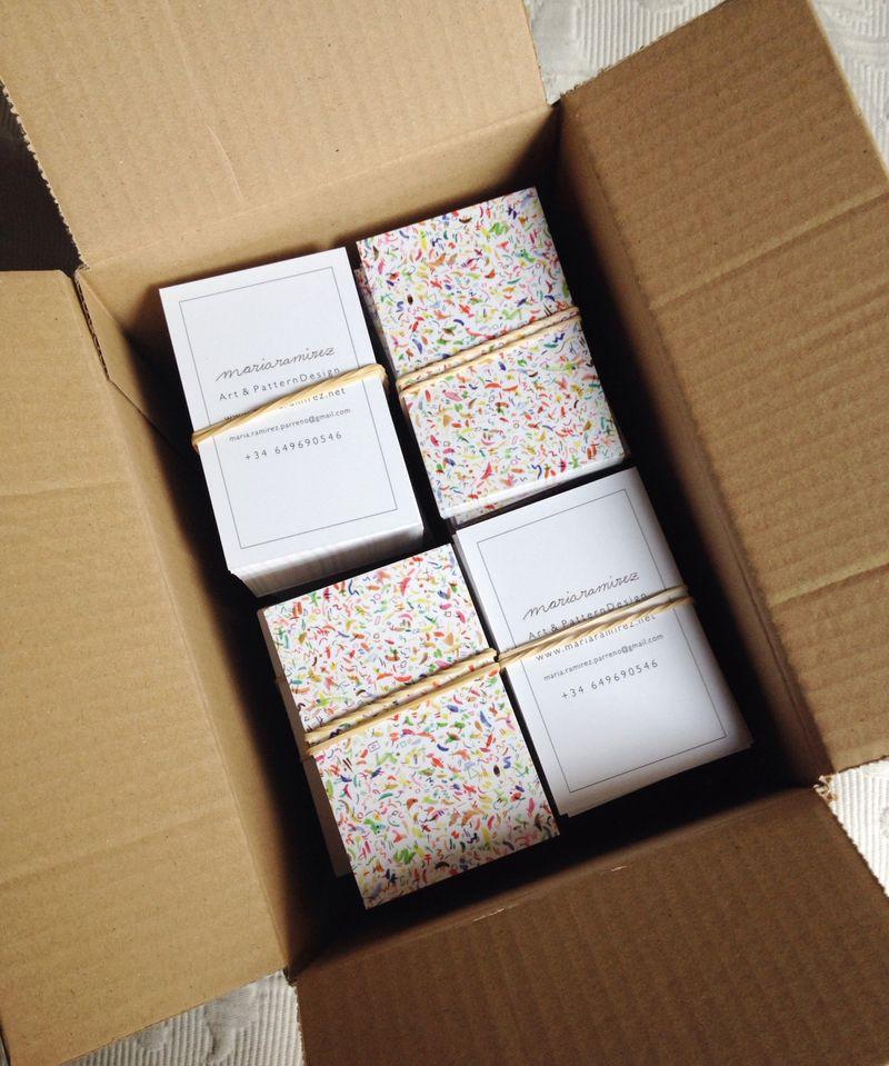 image: Business Cards! by mariaramirez