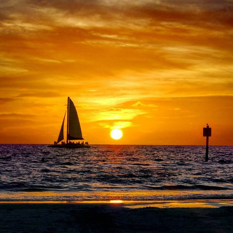 image: Another day, another sunset by sailing_boats
