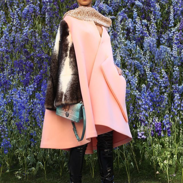 image: Pink Mink Cape by kimmy