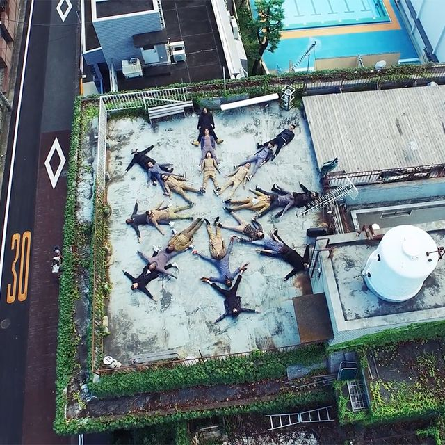 post: A POV Video of Rooftop Parkour by kierin