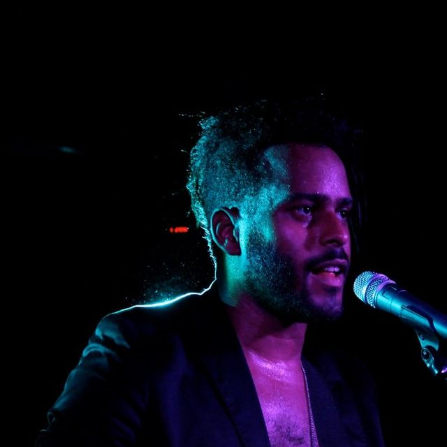 image: TWIN SHADOW live in London, by Gsus Lopez by gsus-lopez