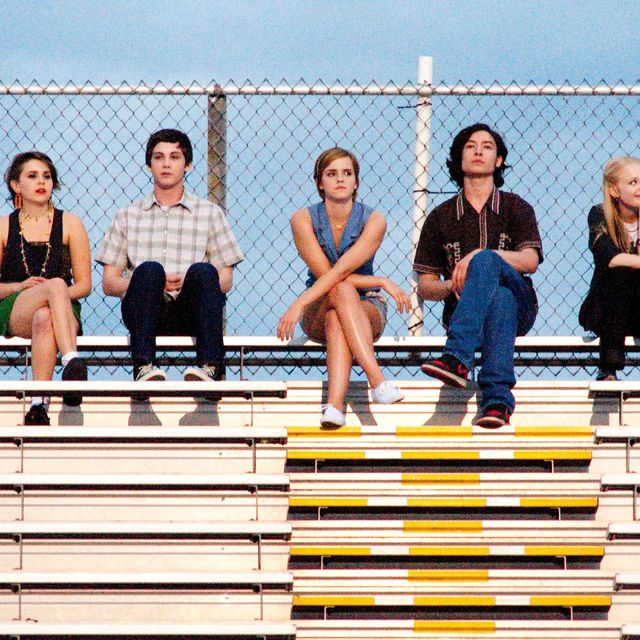 image: The Perks of Being a Wallflower by joy
