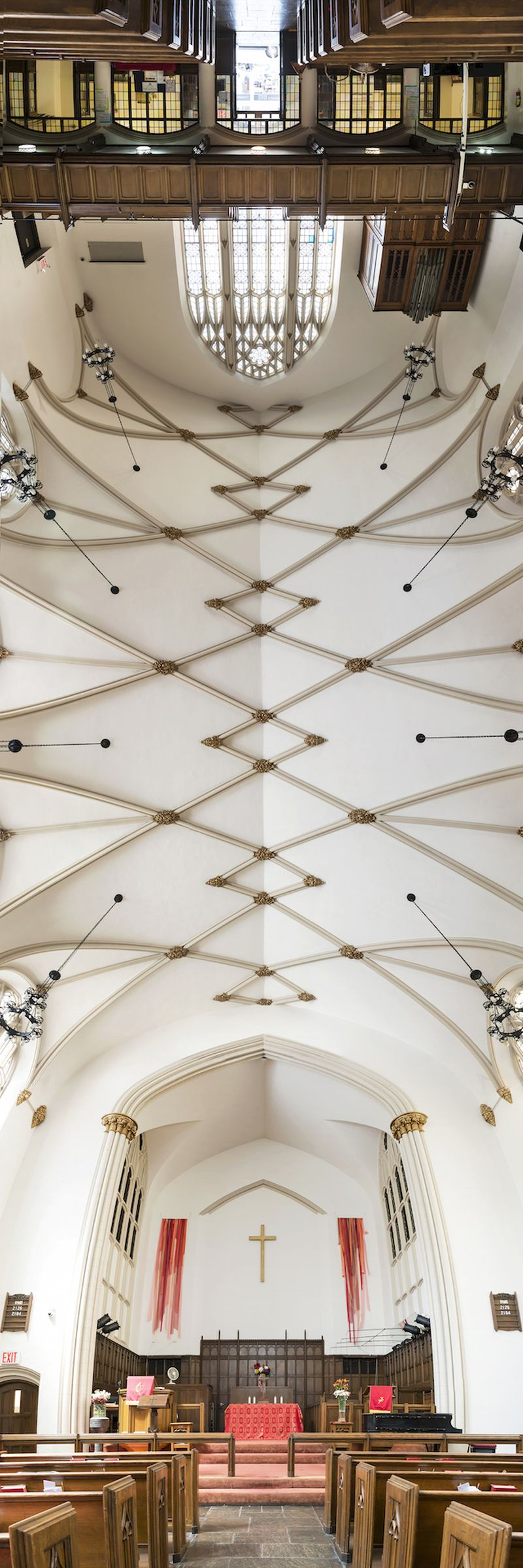 image: Check Out These Panoramas of NYC Churches by jenniferasos