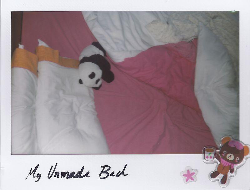 image: #17 Inês Silva   My Unmade Bed by alvarodols