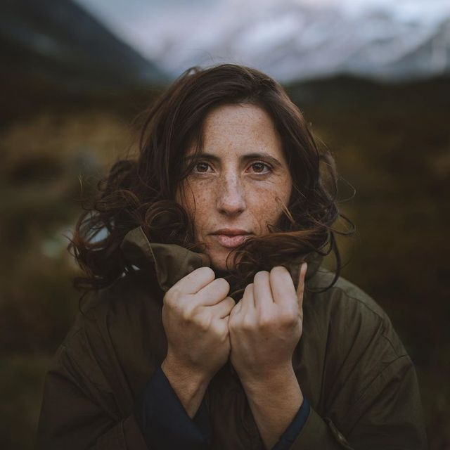 image: The other day with @rosarinho_botelhoc on our way to Mount Cook. One of my favorite portraits from this trip to New Zealand by Ventura_Sales