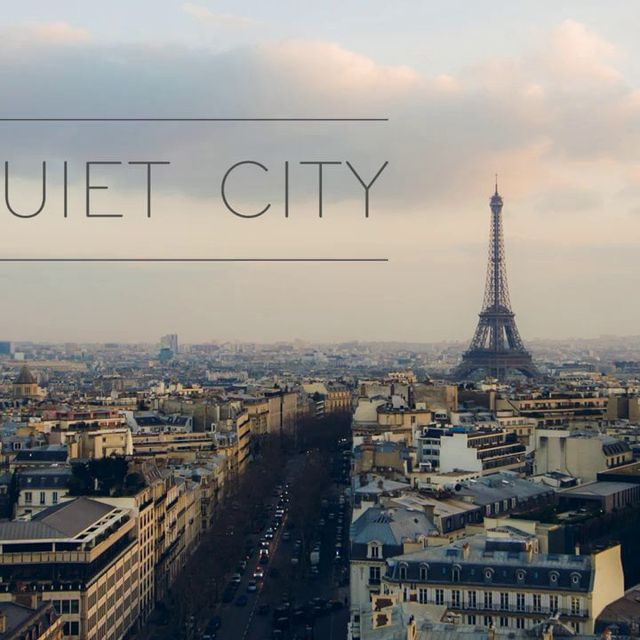 video: The Quiet City: Winter in Paris by Saracho