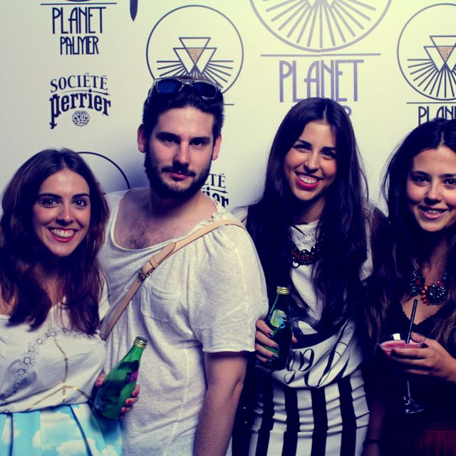 image: planet palmer photocall party by miles