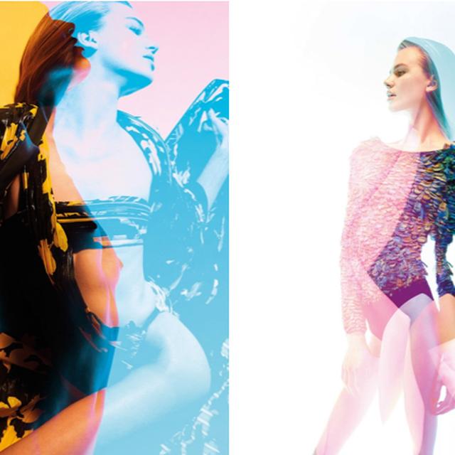image: Layers of pastels by mariel_noortman