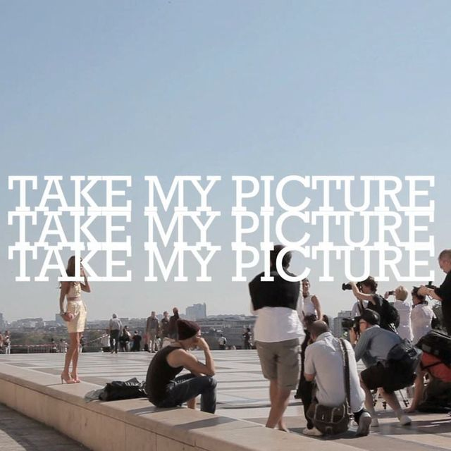 video: TAKE MY PICTURE by missatlaplaya