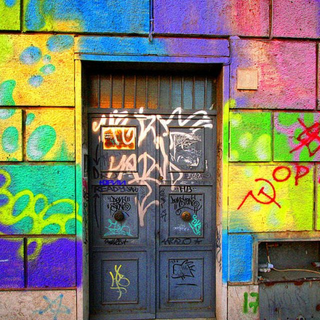 image: Urban colors by triprebel