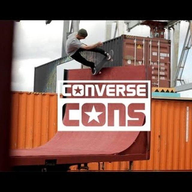 video: Converse CONS Space 001 BCN by franmilla