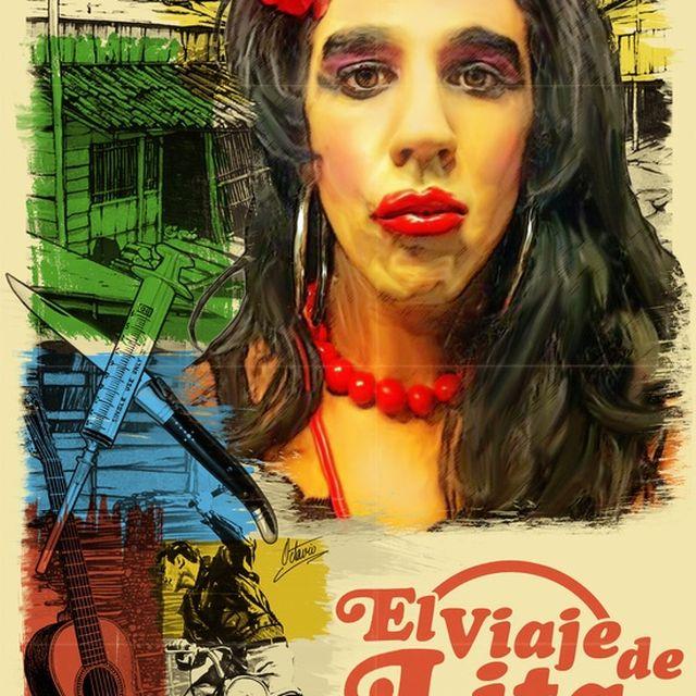 image: My posters / El Viaje de Lita, de @Benja de la Rosa by octavioterol