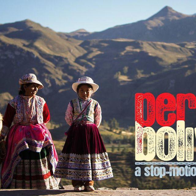 video: PERU & BOLIVIA by triprebel