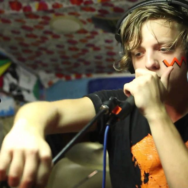 video: ROBERT DELONG - Live Set from Venice, CA by gmilansb