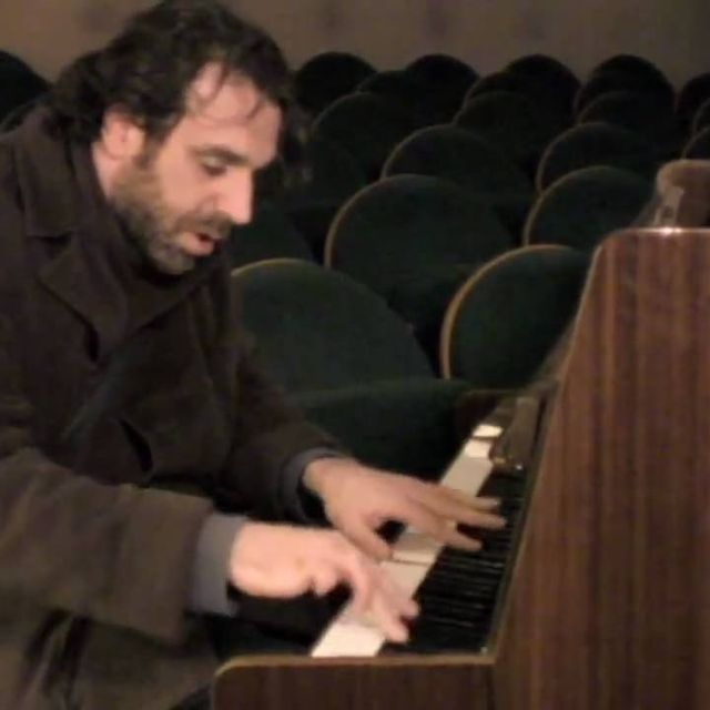 "video: Chilly Gonzales: ""Dot"" by ligula"