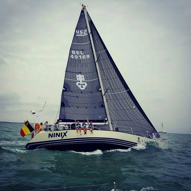 image: NIYR Nieuwpoort international youth regatta - Had a blast!.? sent to us by @boris.vc by sailing_boats