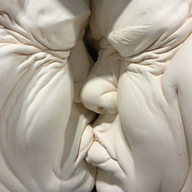 image: Lucid Dream- House for.........#JohnsonTsang #ceramics #sculpture #art#fineartasia #fineartasia2016 by johnsontsang