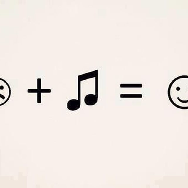 image: MUSIC IS THE CURE FOR SADNESS by muso_de_la_musica