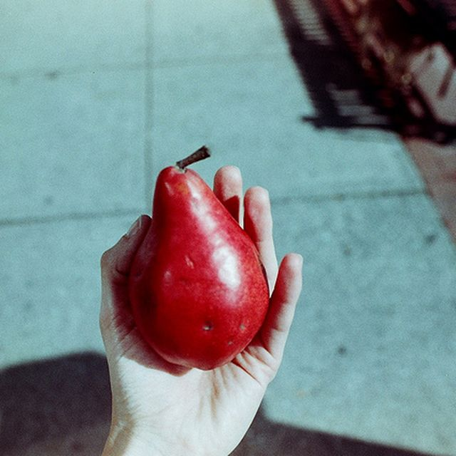 image: Red pear by IciarJCarrasco