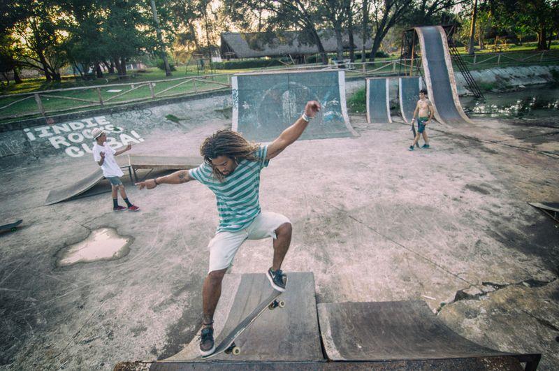 image: Cuba Skate by martanicolas