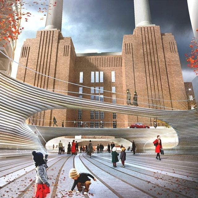 image: Architect Plans to Turn a Power Plant into the World... by neverdiscrete