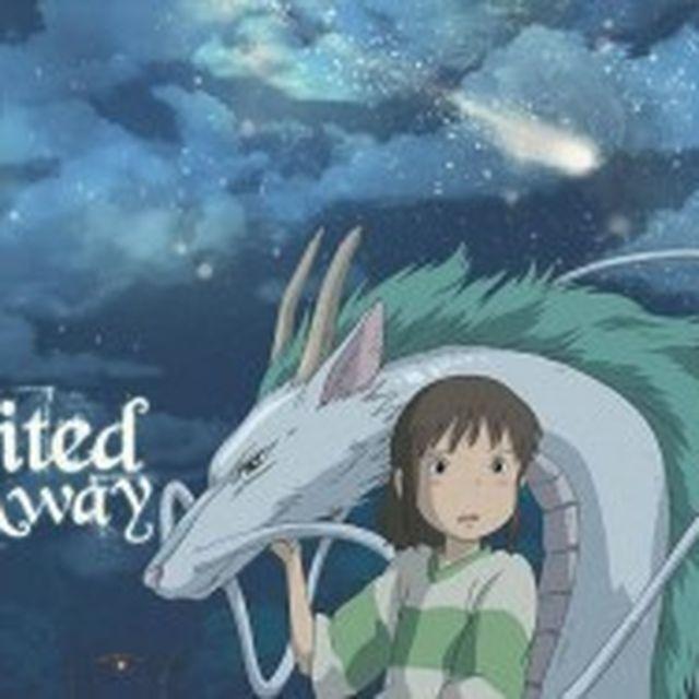 image: Miyazaki's Spirited Away by raine