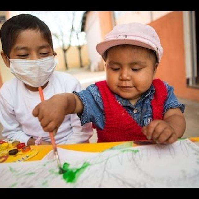 video: AMANC, una segunda casa by ayudaenaccion