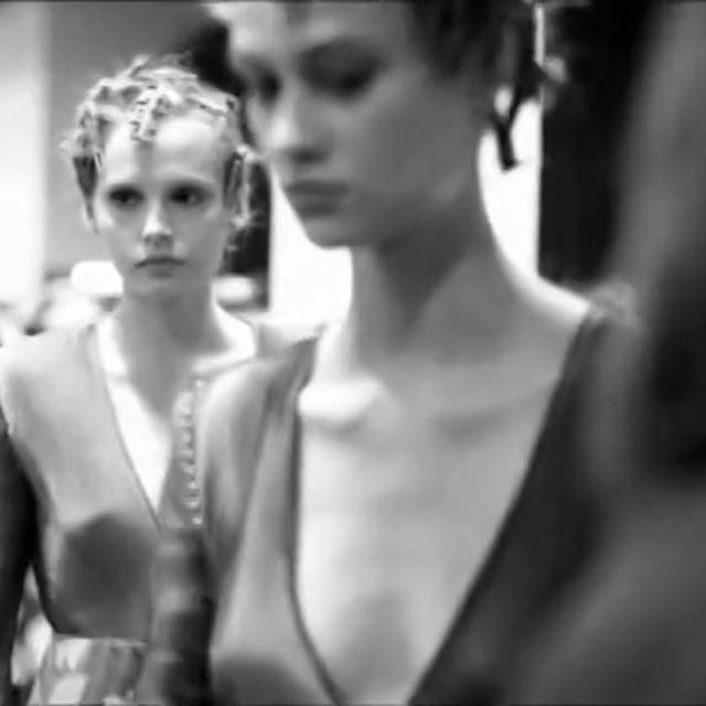 video: Peeptoes on Fashion #2 : Emporio Armani SS14 Show by peeptoes