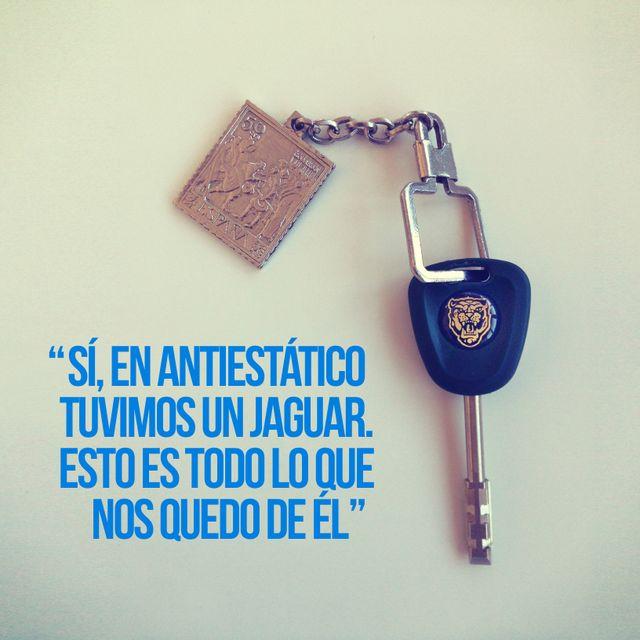 image: Recuerdo de nuestro Jaguar by matiasdumont