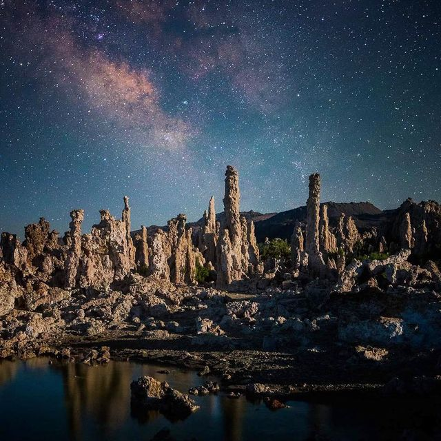 image: Well last night concluded our 5 day alumni photography workshop up eastern California. We started down in Trona Pinnacles, then headed north to Death Valley, Bristlecone, and ended in Mono Lake. Our schedule was pretty gruesome as we ran on 5 hours of... by seanparkerphotography