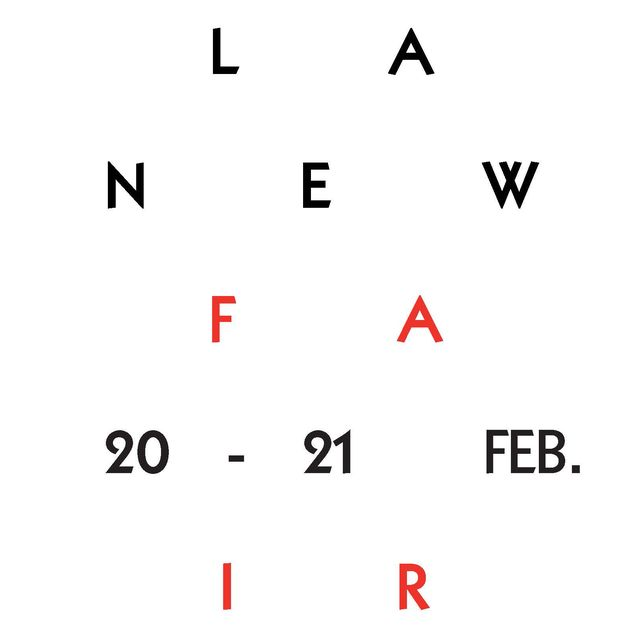 post: LA NEW FAIR - 20 y 21 DE FEBRERO DE 2014 by lanewgallery