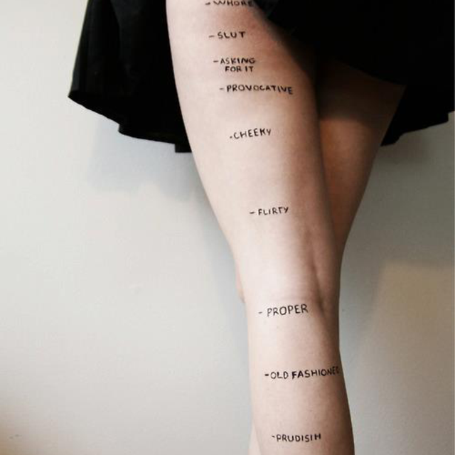 image: The length of yoour skirt... by ally_crespo