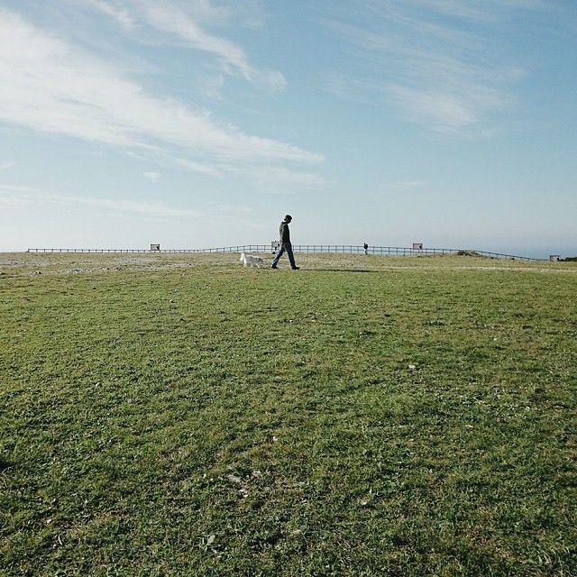 image: Sonando: tu nombre me sabe a hierba. by pilar_francoborrell