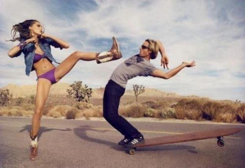image: Longboard, a dangerous adult´s game by james