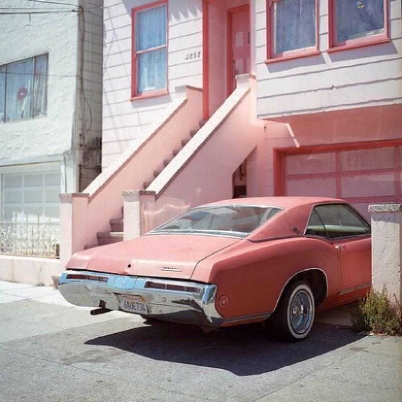 image: Pink Suburbia by samyroad1