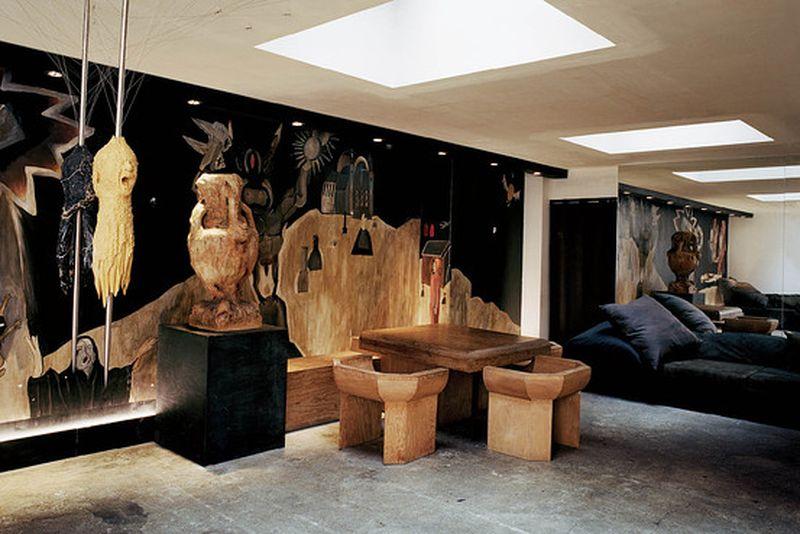 image: Designer Rick Owens's Paris Home   WSJ. Magazine by ignasimonreal