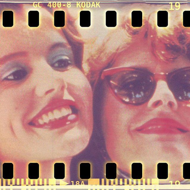 image: Thelma & Louise by catsdontfly