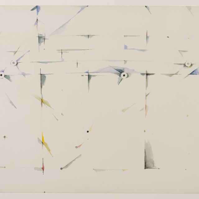 image: 'Out and up' by Richard Hamilton by davidzimmerman