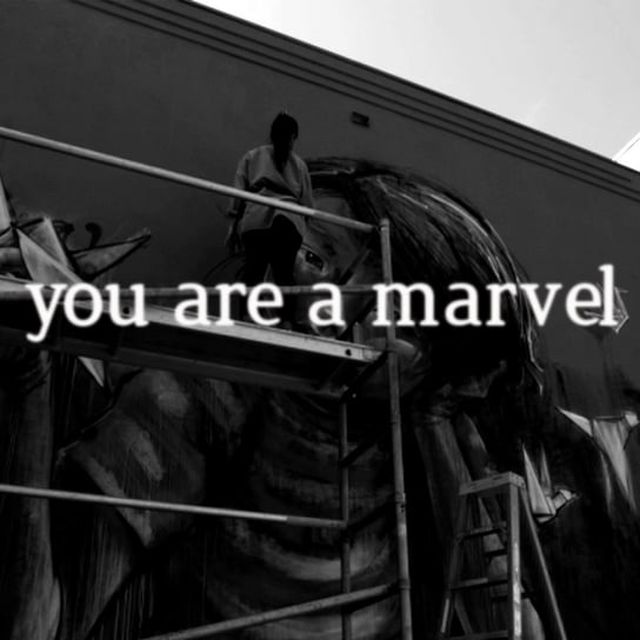 video: You are a Marvel by rodo
