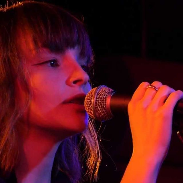video: CHVRCHES - Live on KEXP by claire-fischer